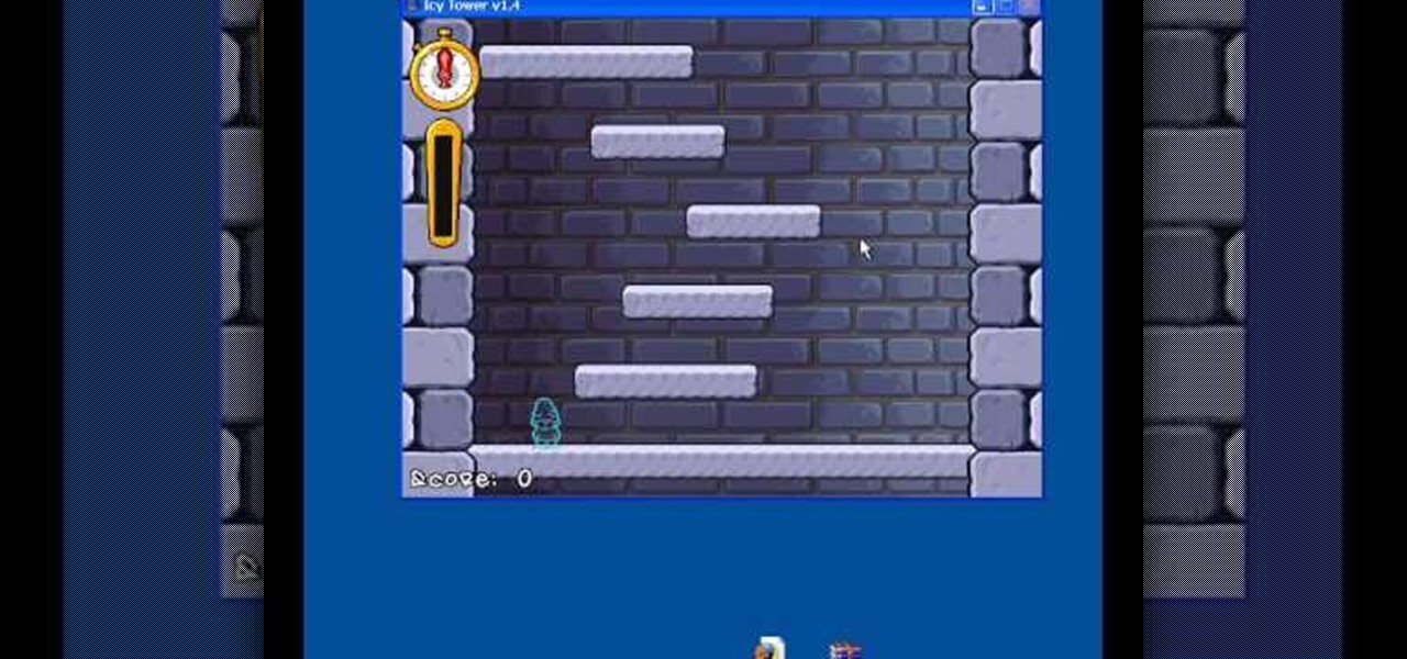 Icy Tower Cheat Engine