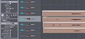 Lay a vocal track using Logic Pro 7