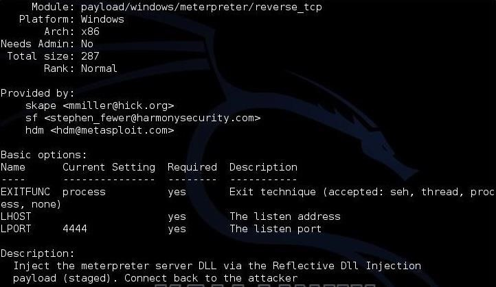 Hack Like a Pro: Metasploit for the Aspiring Hacker, Part 5 (Msfvenom)