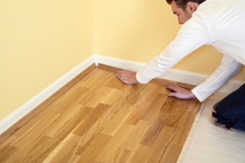 How To Easily Replace A Damaged Laminate Floor Plank Interior