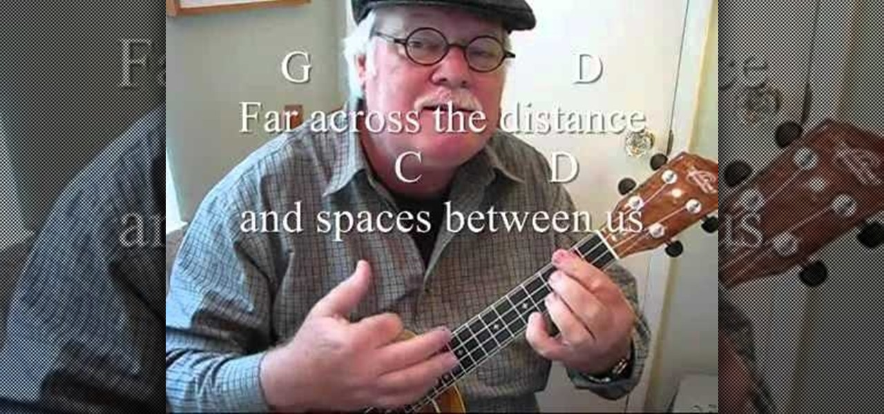 How To Play Celine Dions My Heart Will Go On On The Ukulele