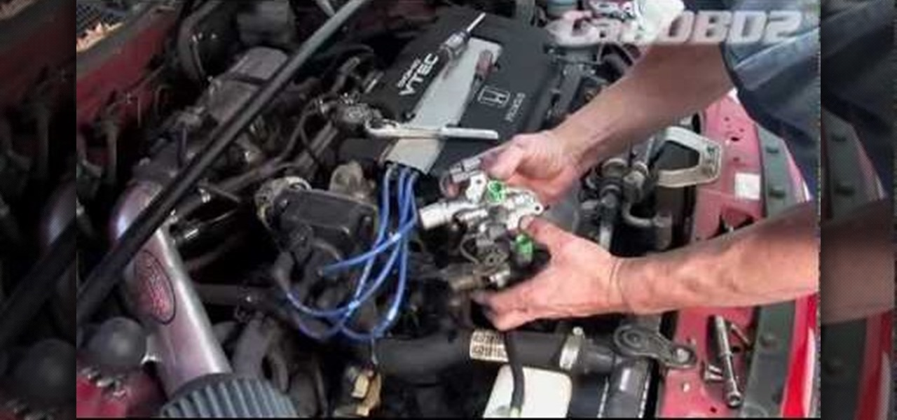 How To Replace The Front Stabilizer Bar Link On A 1999