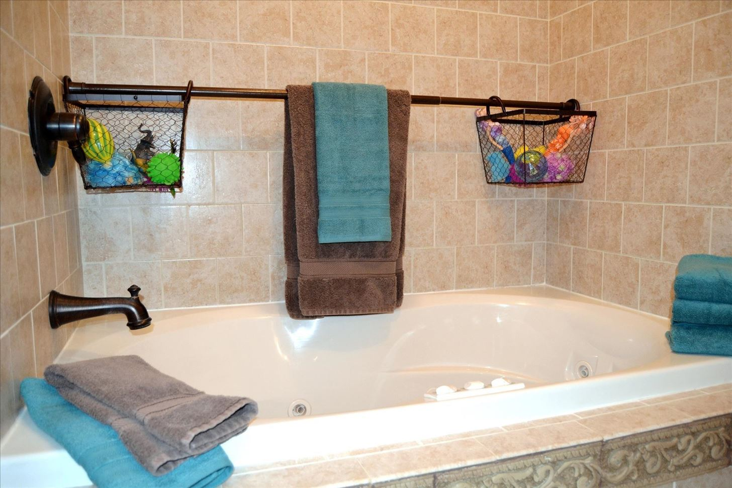 use extra shower curtain rods to increase bathroom storage u0026 more wonderhowto