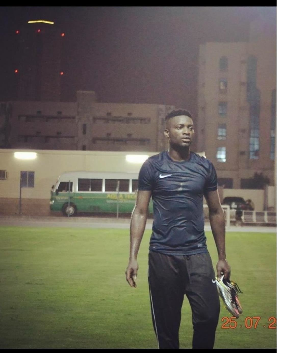 C.D. Walter Football Club to Has Agreed a Five Year Deal with the Nigerian Wonder Boy for 30,000