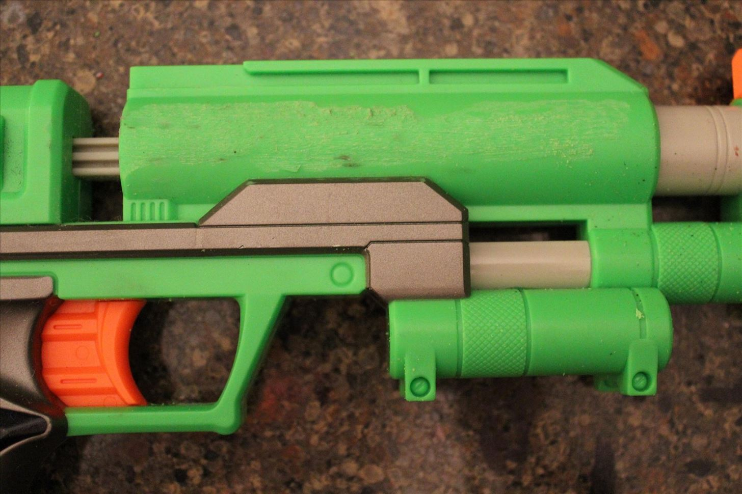 Pimp Your NERF Gun? Goodness... The things people will do to make