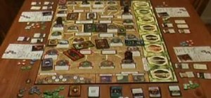 "Play the board game ""Arkham Horror"""