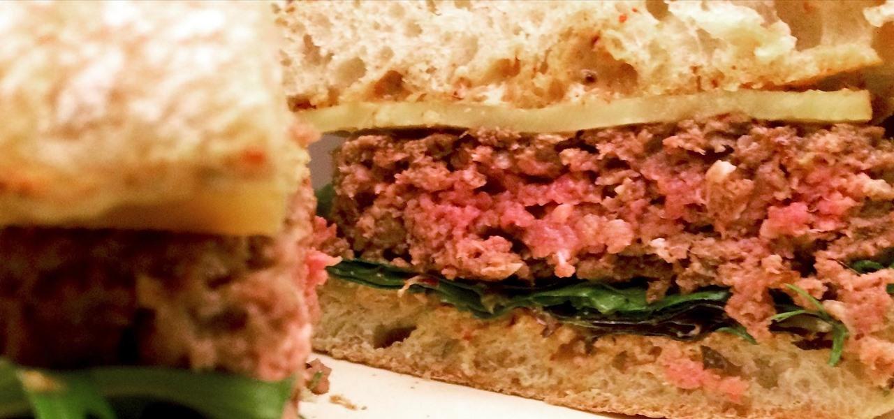 Keep Your Burger Juicy & Your Bun Dry