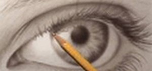 Draw a photorealistic eye with Mark Criley