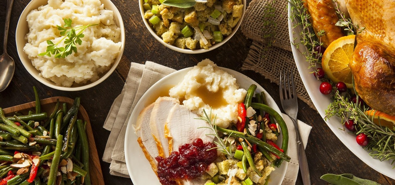 Store Thanksgiving Leftovers for Maximum Longevity