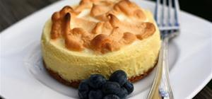 Ice Box Lemon Cake