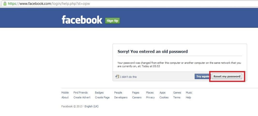 How to Get Your Hacked Facebook Account Back.
