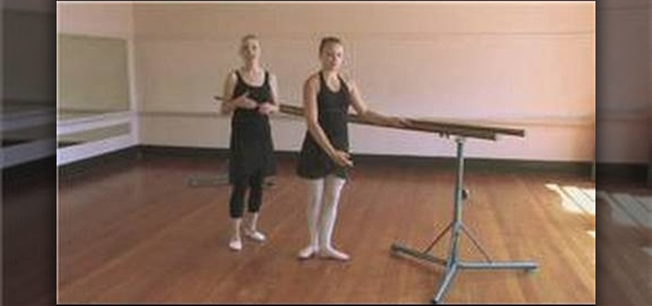 How To Warm Up With Ballet Barre Exercises 171 Ballet