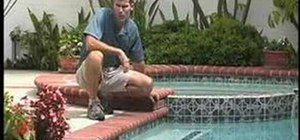 Do a swimming pool inspection