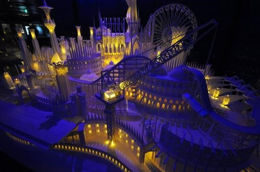 4 Years in the Making: Insane Papercraft City