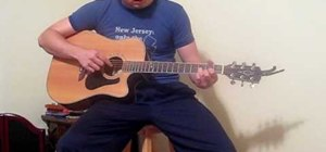 """Play """"Nutshell"""" by Alice In Chains on guitar"""