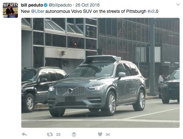 Uber in More Hot Water with Pittsburgh Officials as Driverless Deal Sours