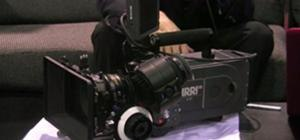NAB 2010 - Glenn Kennel from ARRI explains the Alexa