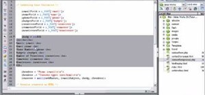 Send emails with a PHP web form using Dreamweaver
