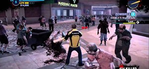 Walkthrough Case 2 with Zombrex locations in Dead Rising 2 on the Xbox 360