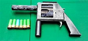 "Taiwanese Gangster-Made ""Shotgun Revolver"""