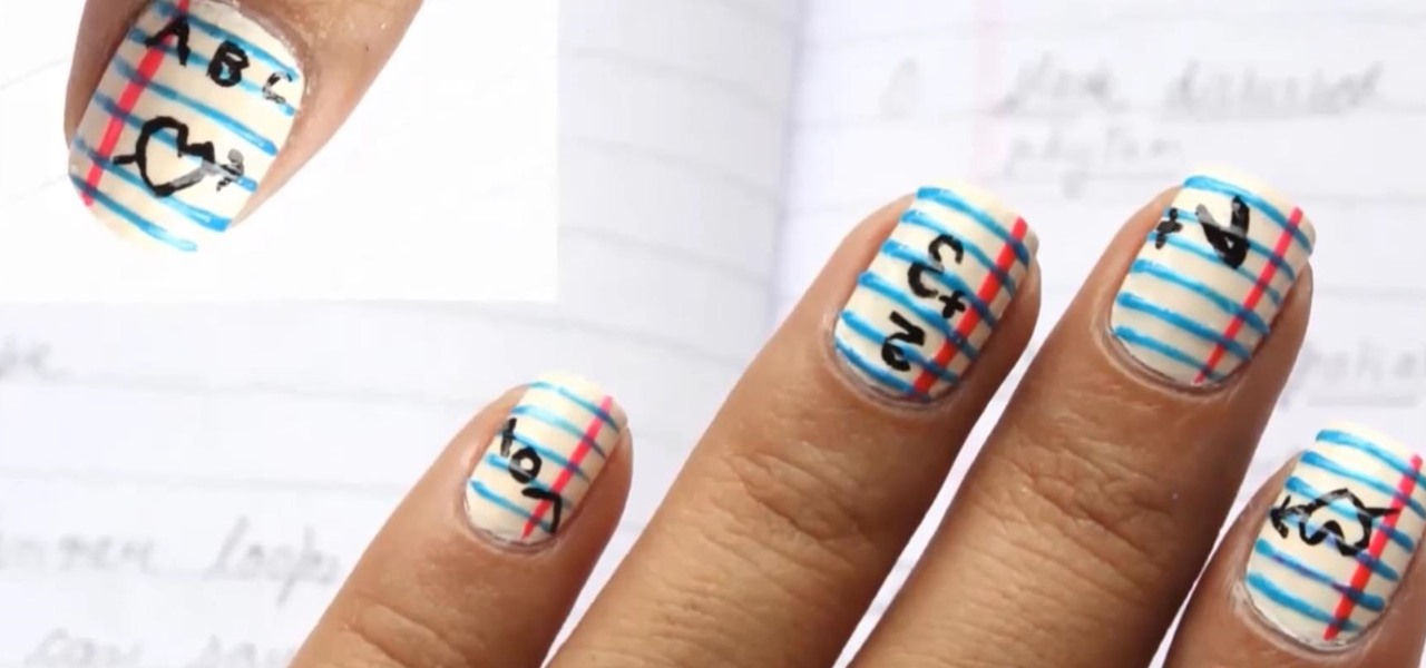 Do Back-to-School Nails