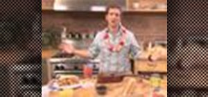 Make Hawaiian cheesesteak with Spike's the Food Dude