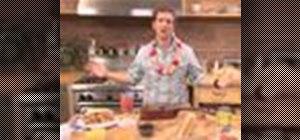 Make Hawaiian cheesesteak with Spike's the Food Dude