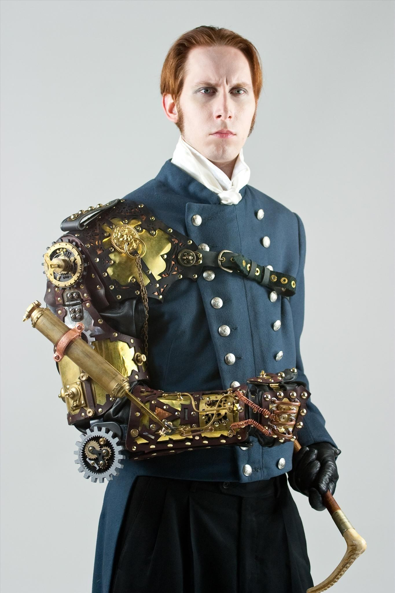 Steampunk R&D Podcast 01: Thomas Willeford on Creating His Empire