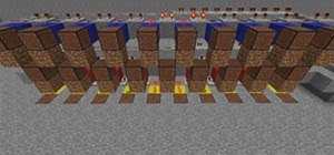 Create a Multi-Channel Music Sequencer in Minecraft