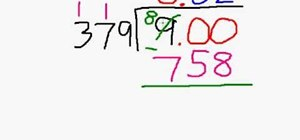 Divide small numbers by big numbers
