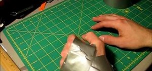 Craft gloves out of duct tape