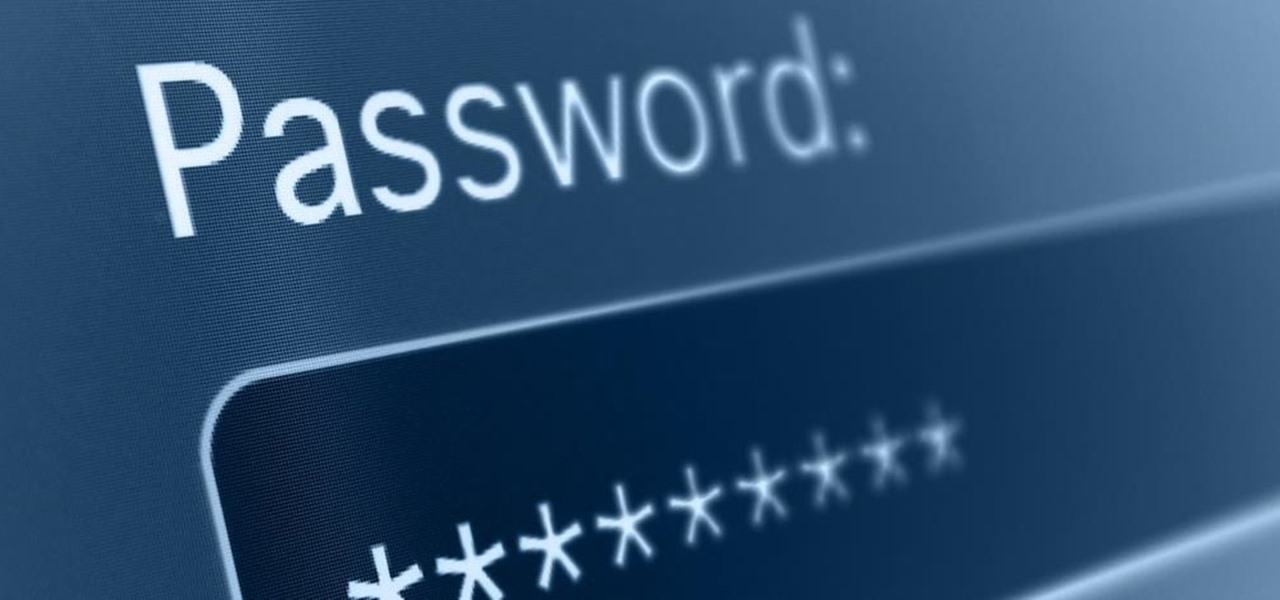 Achieve Your Goals by Changing Your Password