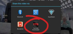 How to download youtube videos for offline viewing on your nexus 7 almost any video you could want is on youtube for free including those very high quality 1080p music videos you just have to put up with a few ads ccuart Gallery
