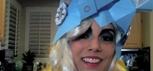 Dress Up Like Lady Gaga from 'Telephone'