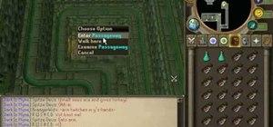 Complete the Mini-Quest Tarn's Lair in Runescape