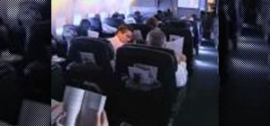 Get the best seat on an airplane