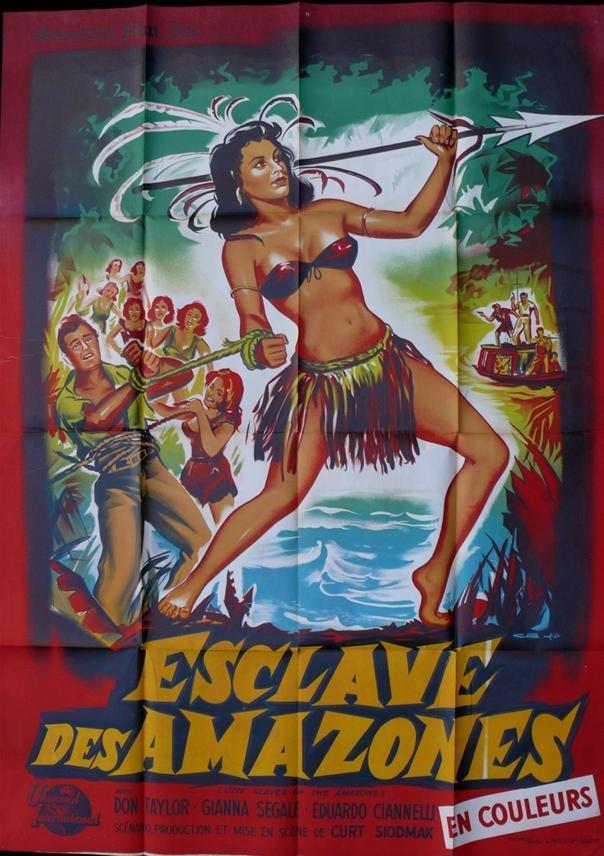Esclave Des Amazones
