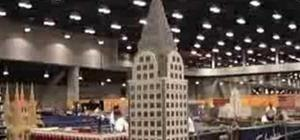World's Largest LEGO Train Layout