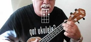 "Play ""Jingle Bells"" on the ukulele"