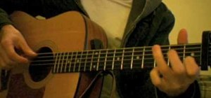 "Play ""Jezebel"" by Iron & Wine on guitar"