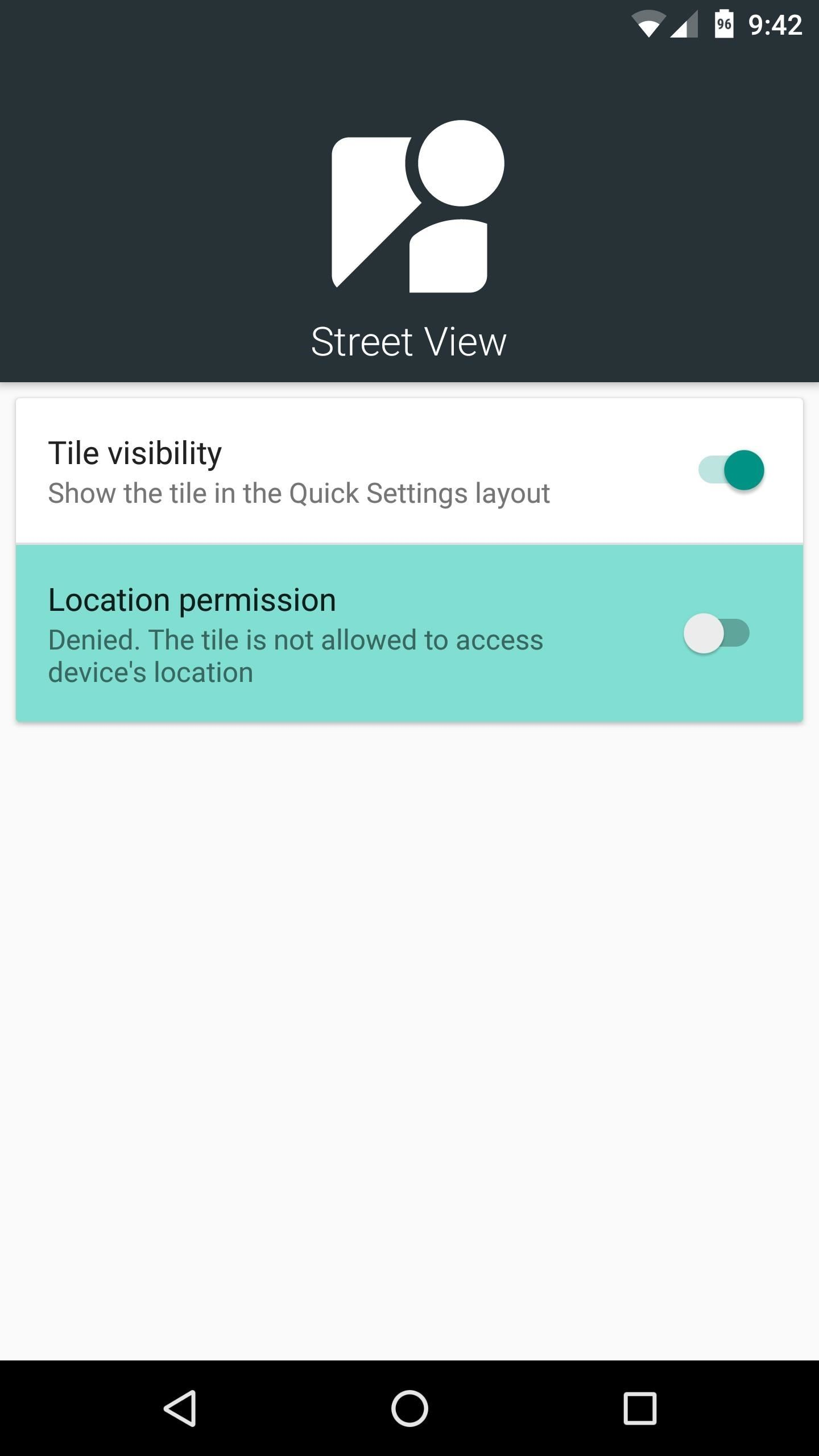 How to Add Your Own Quick Settings Tiles in Android Nougat