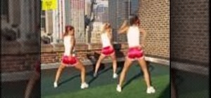 Do cheerleading dance moves