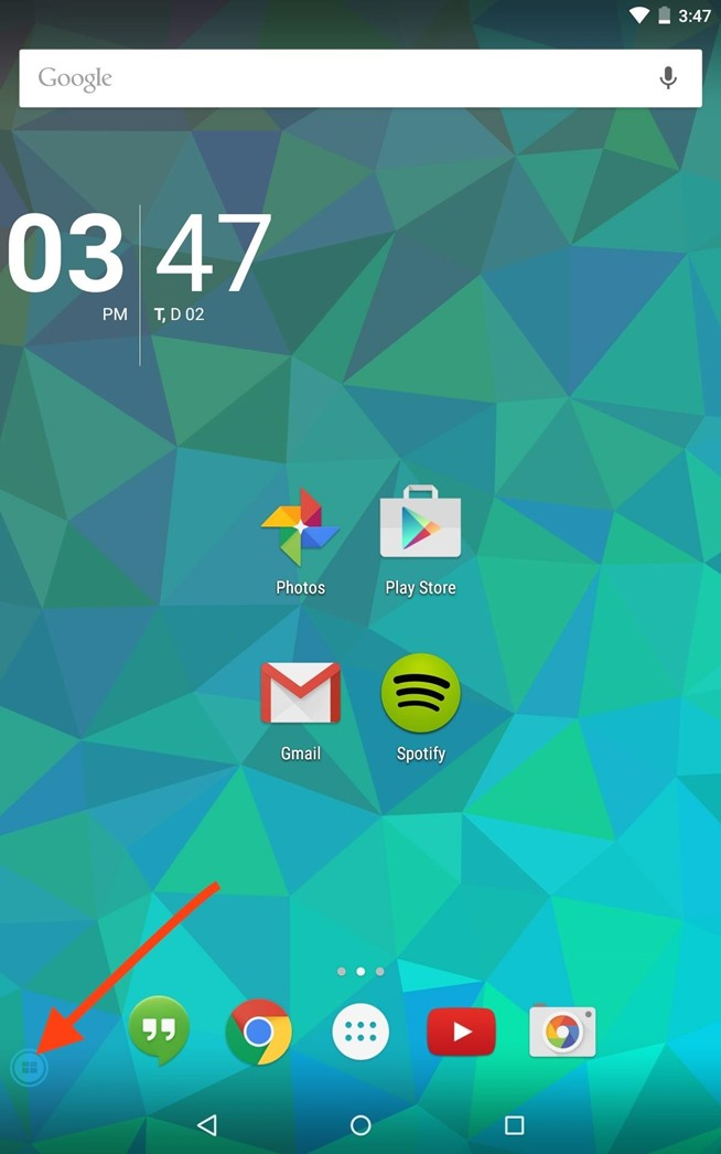 Get a Windows-Inspired Start Menu on Your Android