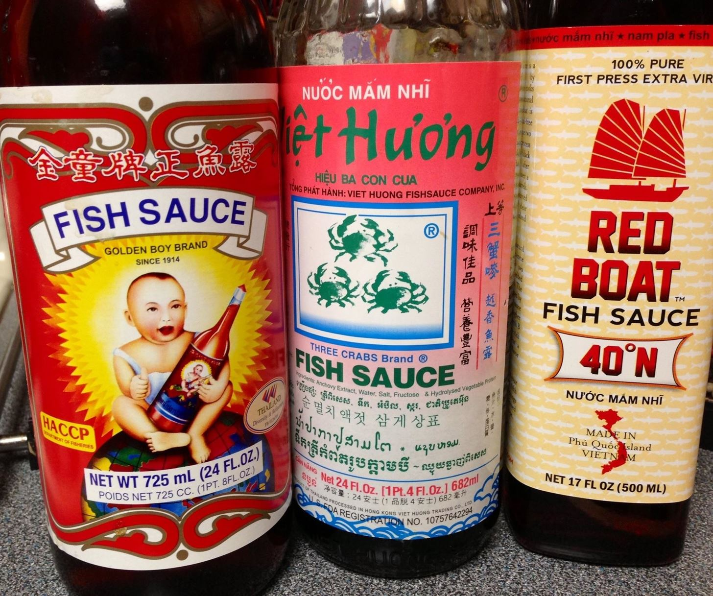 Fish sauce the ultimate umami bomb food hacks daily for Fish sauce brands
