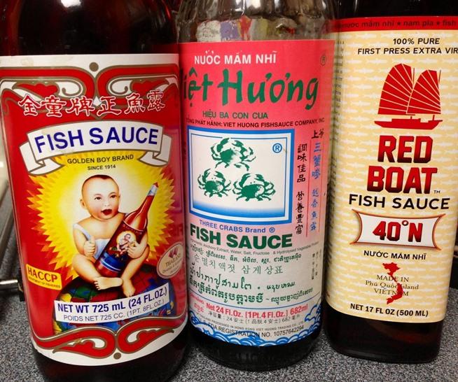 Weird ingredient wednesday fish sauce the ultimate umami for Red boat fish sauce ingredients