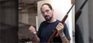 Shoot a 22 long rifle
