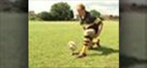 Kickin rugby