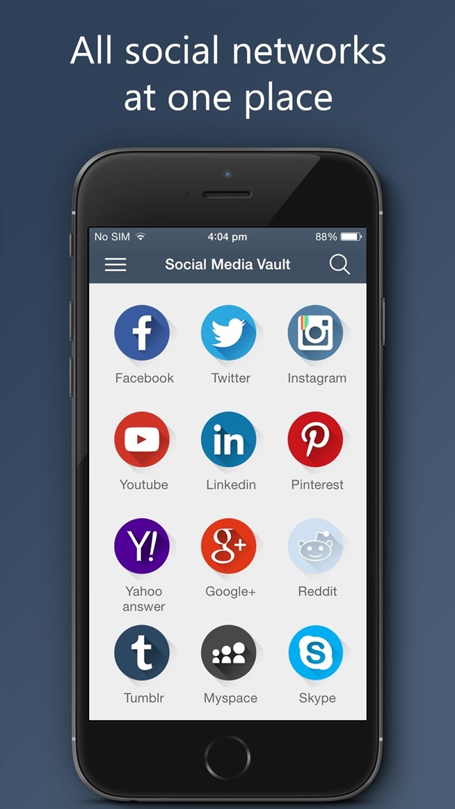 How to Save Yourself from Downloading Multiple Social Media Apps on Your iPhone?