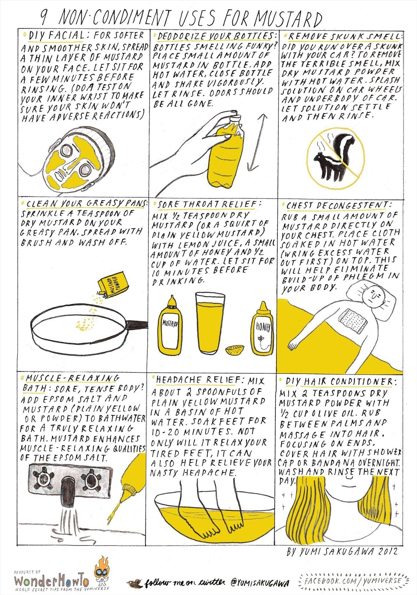 9 Non-Condiment Uses for Mustard