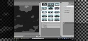 Create a camouflage pattern in Photoshop